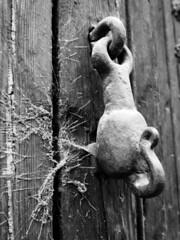Paso del tiempo (elejaite) Tags: toledo puertas cerraduras aldabas aldabones elejaite