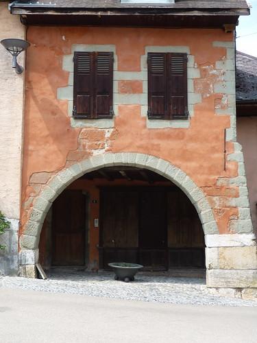Maison-smiley d'Alby-sur-Chéran