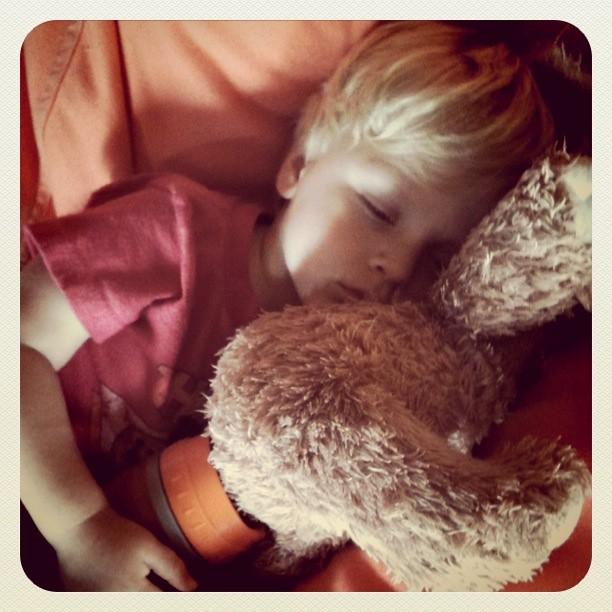 Asleep Beanbag