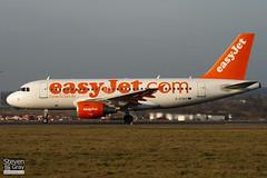 G-EZBX - 3137 - Easyjet - Airbus A319-111 - Luton - 110131 - Steven Gray - IMG_8672