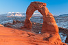 Delicate Arch: Arches National Park, UT (Mike Blanchette) Tags: sunset usa utah ut arch moab redrock archesnationalpark delicatearch