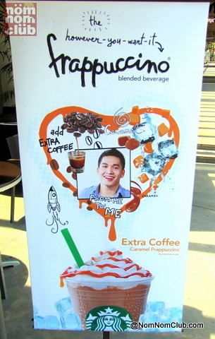 Extra Coffee Caramel Frappuccino Blended Beverage