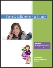 Teens and Cellphones - A Primer cover