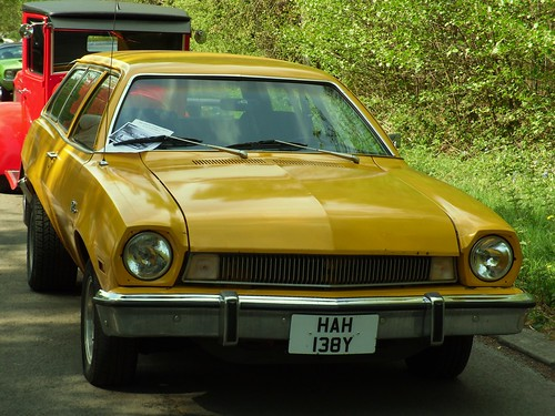 1976 Ford Pinto 2.8 Station Wagon.