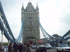 P4230847 (a3rynsun) Tags: bridge england bus london tower car traffic doubledecker