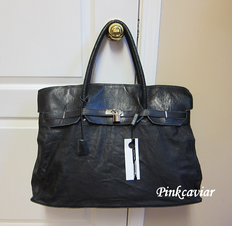 SOLD! Marco Tagliaferri Large Dark Blue Birk :: pinkcaviar :: List4All