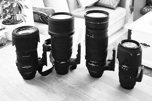 50-500 OS, 120-300, 120-300 OS and 70-200 II / taken using the DP2