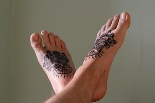 Healing Feet