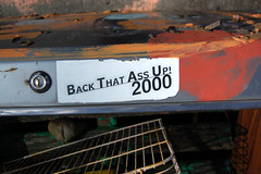 Heidelberg Project - Back that ass up