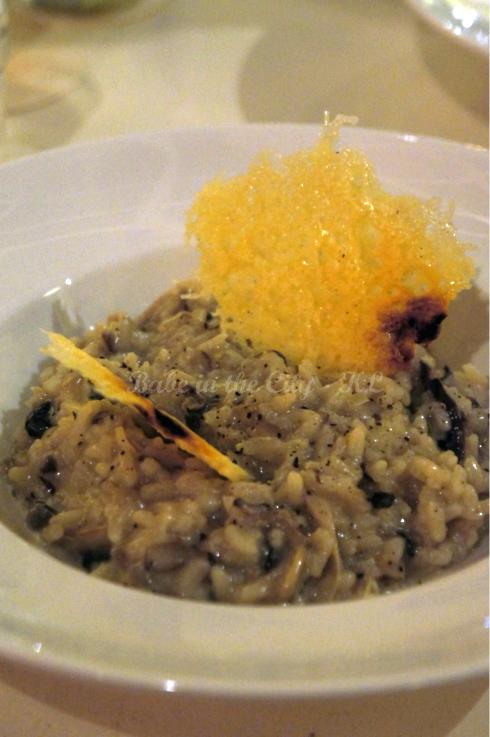 Mushroom Risotto (RM18)