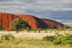 Battle of Liru and Kuniya (Yoo...(!)) Tags: desert australia outback remote uluru northernterritory ayersrock