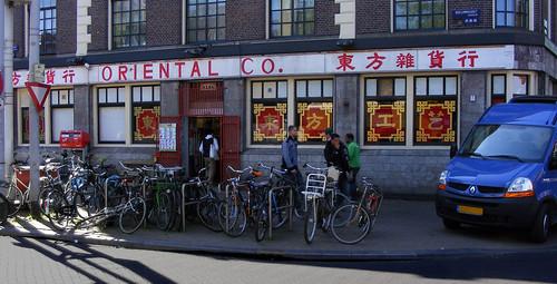 Oriental in Amsterdam