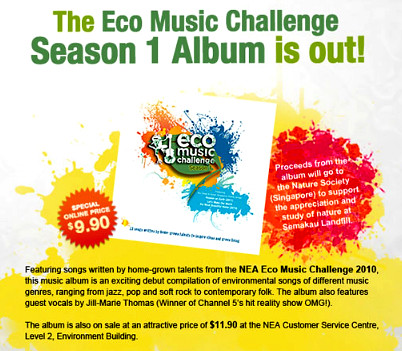 Eco Music CD