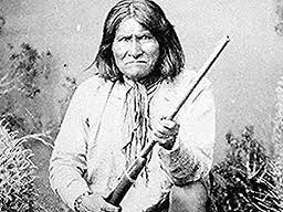 Geronimo the Native American warrior who fought against the U.S. and Mexican governments during the late 19th century. Many Native people were offended by the use of his name in the story put out about the death of Osama bin Laden. by Pan-African News Wire File Photos