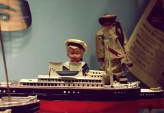 gemisi boyunda çocuk denizci