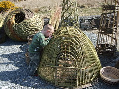 Chicken House & Other Basketry