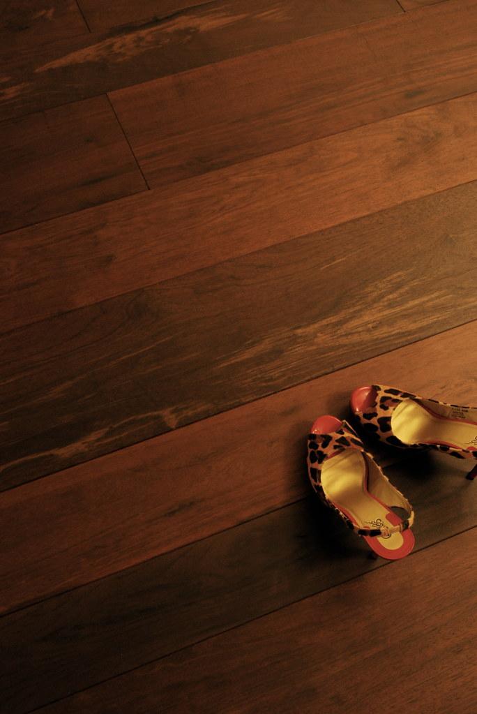 Peruvian Walnut Hardwood Flooring