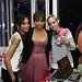 Kidada Jones, Rashida Jones and Samantha Ronson