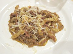 Trofie Pasta with Duck