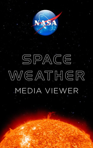 Space Weather Media Viewer - Splash Screen for Android