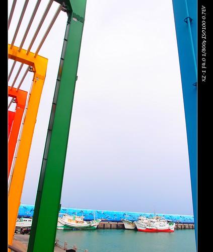 小琉球白沙尾漁港