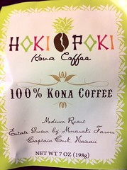 Hoki Poki Kona Coffee
