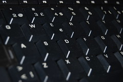Computer Keyboard - stock photo by espensorvik, on Flickr