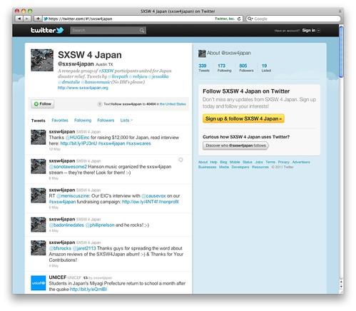 SXSW 4 Japan (sxsw4japan) on Twitter