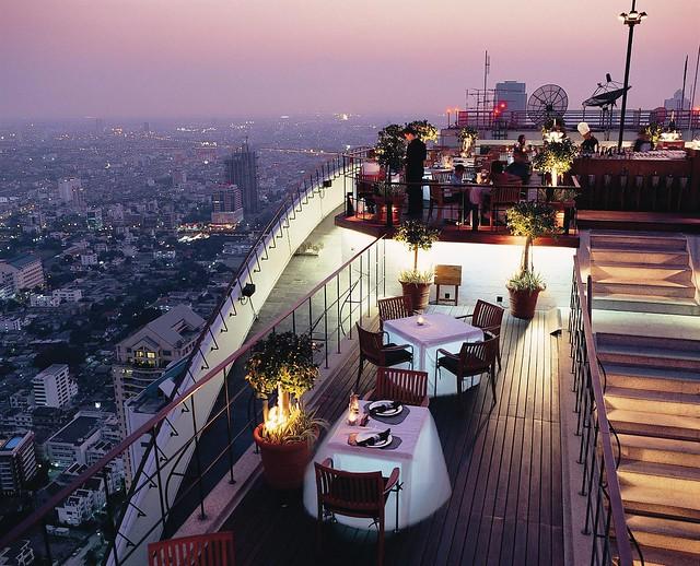 バンコクの高級ホテル:バンヤン ツリー バンコク