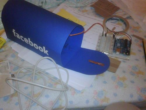 Sguardo d'insieme sul Facebook Notifier
