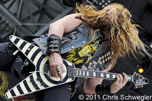 Black Label Society - 05-22-11 - Rock On The Range, Crew Stadium, Columbus, OH