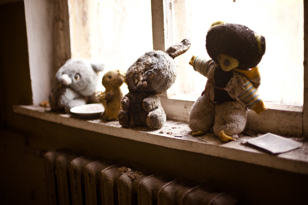 Chernobyl: Dolls like you and me