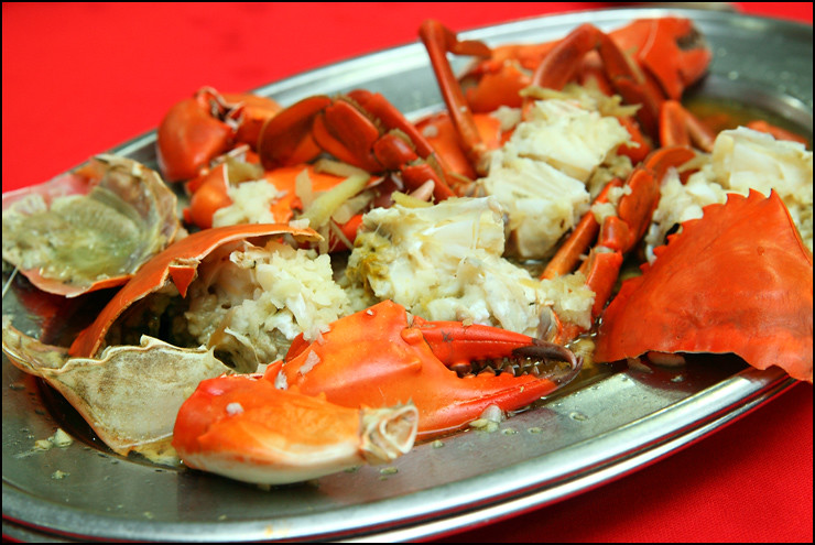 steamed-crab