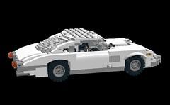 Ferrari 400 Superamerica Coupe Aerodinamico - 1962