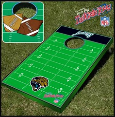 View ProductJacksonville Jaguars Bean Bag Toss Game