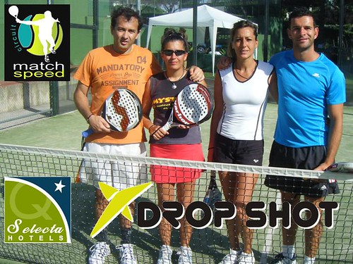 Campeones 5º Open Mixto Internacional