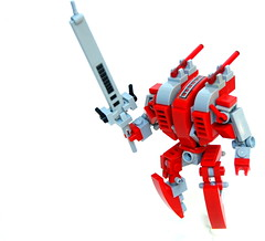 Yokatari Inc. Battle Drone (Cam M.) Tags: robot cool lego awesome epic mecha bot mech drone