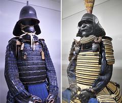 Samurai's Armour on display at Kumamoto Museum (williamcho) Tags: castle art history museum historic rebellion legend protection d300 thelastsamurai samuraiarmour williamcho kyushukumamotocastlekumamotojapansamurai