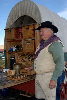Ranger Allen Vaira says Chuck wagon changed cowboy life