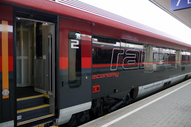 Train to Salzburg