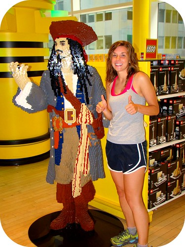 Me & Jack Sparrow [so dreamy haha!]