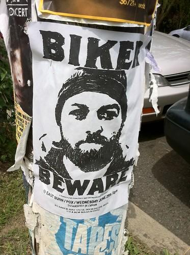 Biker Beware