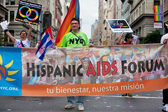 Pride 2011 (HAF, Inc.) Tags: nyc pride lgbt latino hispanic gaymarriage haf