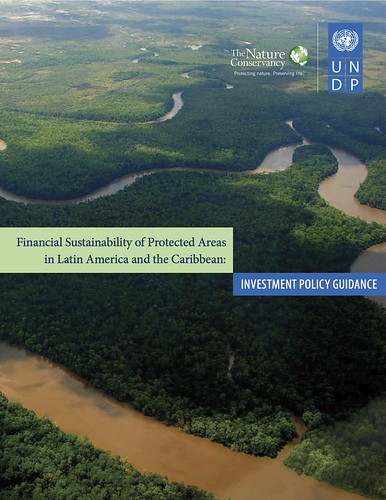 Financial Sustainability of Protected Areas in Latin America and the Caribbean