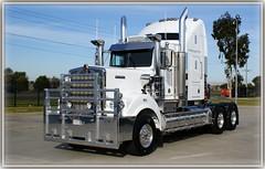 C508 project !! (quarterdeck888) Tags: trucks roadtrain kenworth c508 worldtruck jerilderietrucks