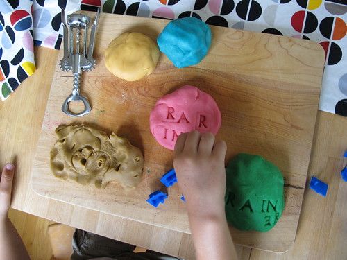 new playdough recipe