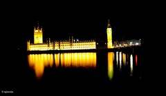 London Big Ben (raghavvidya) Tags: england london night project big nikon ben explore 365 parliment d300s raghavvidya