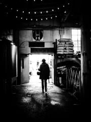 Peddler Brewing. Ballard. Seattle. (PickledMonkeyStudio) Tags: peddlerbrewery brewery ballard seattle bw