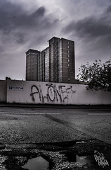 All alone 2 (apocalypsedreamz) Tags: apocalypse dreamz alone street urban elliott parker