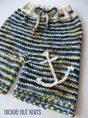 Anchors Away!!! Large board shorts